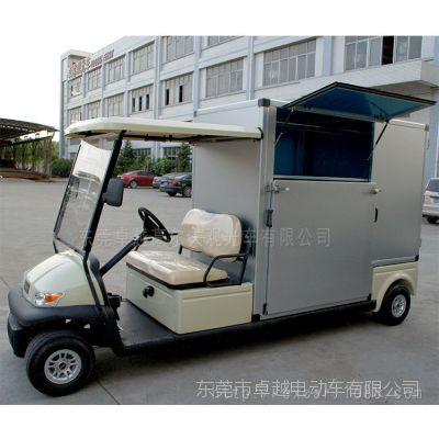 广东电动车厂家供应卓越牌电动牵引车A1S2+5,载重量大,力度大