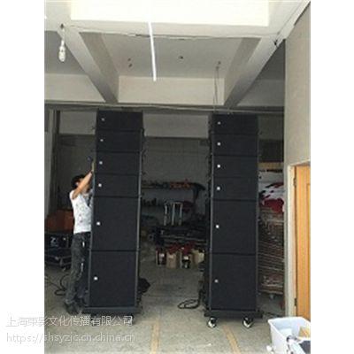 上海线阵音响租凭-舞台搭建策划公司