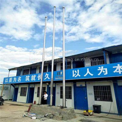 耀恒 南浔区不锈钢旗杆厂 南浔区专业生产车站旗杆