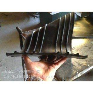 外贴式橡胶止水带混凝土的施工要求