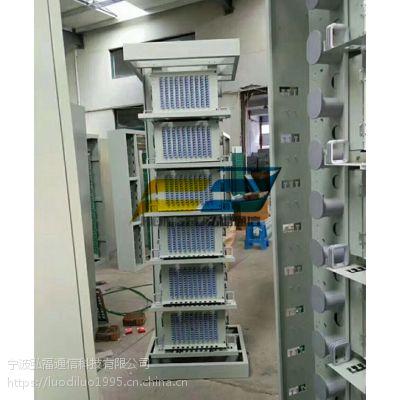 电信级OMDF光纤总配线架厂家图文构造