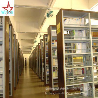 常州厂家直销书架 书柜 钢制材料做成,稳定性好 容量大 简洁美观 13606145886