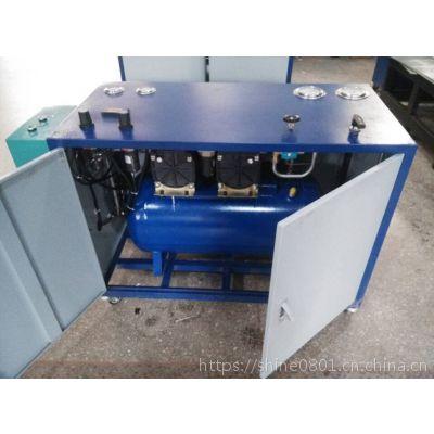 气体增压机 适用于三坐标测量机、激光打标机、数控加工中心等场合