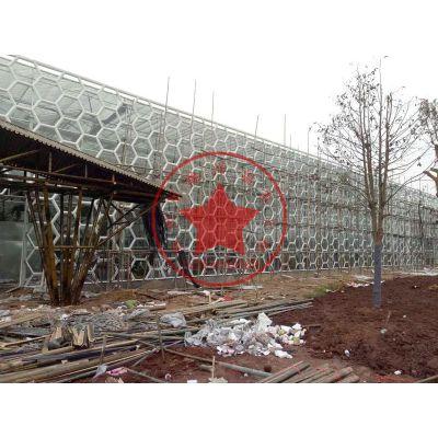 玻璃造型连栋智能温室大棚造价—青州瀚洋温室建造专家