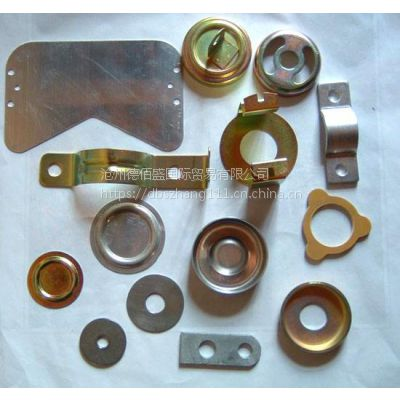 汽车金属冲压件,垫片,簧片,挤压件,来图定制