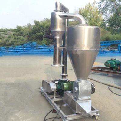 车载大型吸粮机热销 方便省力大型面粉厂用气力吸麦机