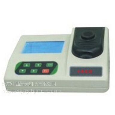 中西(LQS特价)硫酸盐测定仪(台式) 型号:CH10-CHYS-240库号:M404313