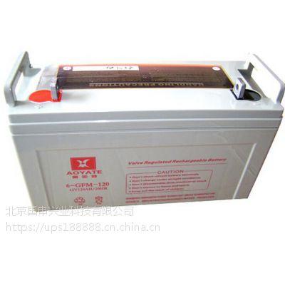 奥亚特蓄电池6-GFM-65/12V65AH直流屏UPS专用电池