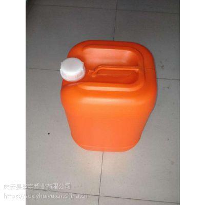 10升塑料桶10L堆码桶10公斤化工桶价格