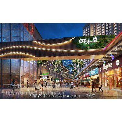 张家口商业空间设计新地标交由广东天霸设计规划布局有保障