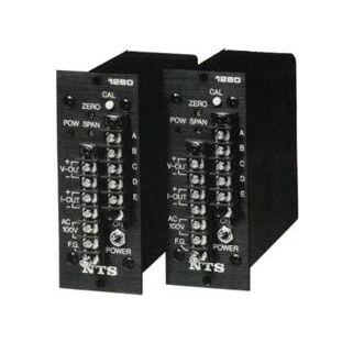日本NTS称重传感器用信号放大器NTS-1280