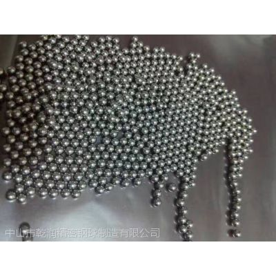 供应0.8mm316/316L不锈钢珠 G100精度 防锈防腐蚀性