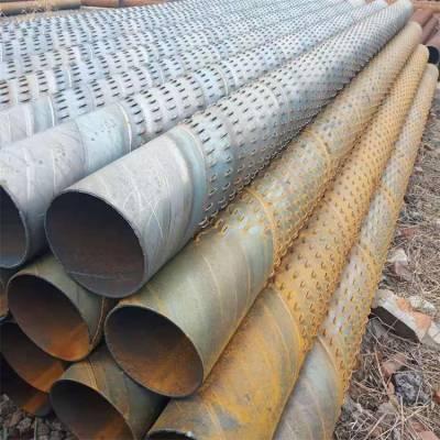 273桥式过滤器_井点降水过滤器325mm降水井管铁管厚度-老厂提货