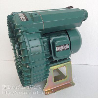 供应旋涡式充气增氧机 渔亭牌曝气泵HG-1500,/2200/3800/5500