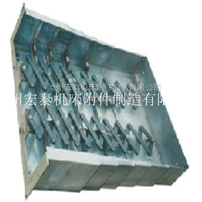 机床钢板防护罩、不锈钢伸缩钣金防护罩、钢制防护罩