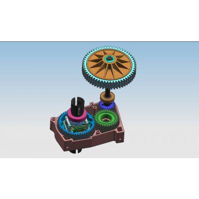 静音齿轮箱设计工作室_十二年专业设计制造静音齿轮箱经验