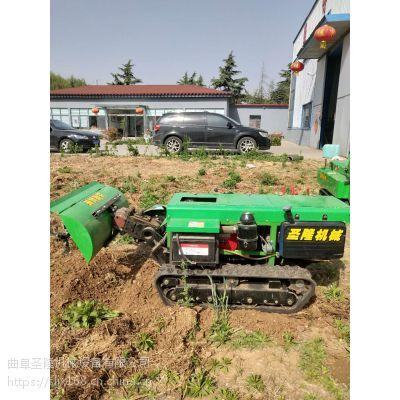 多功能田园管理机价格 开沟施肥一体机图片