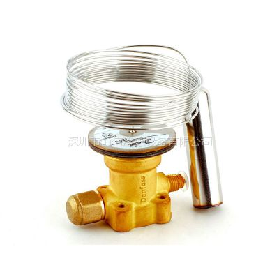 供应丹佛斯热力膨胀阀TEX55/067G3205制冷空调用外平衡焊接膨胀阀