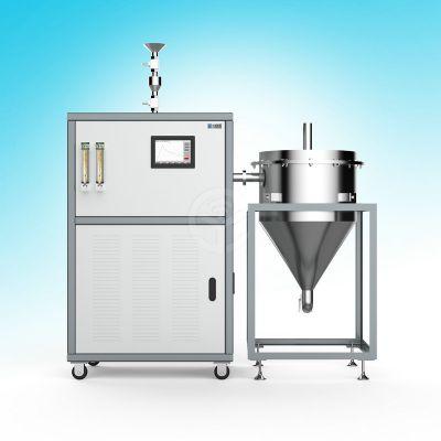 【石墨烯微波膨化炉】氧化石墨烯的瞬间膨化,高效、节能、环保