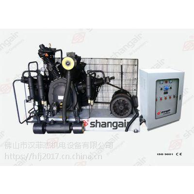 尚爱超高压活塞机 80SH系列单机组,15-35MPA,S系列超高压空气压缩机