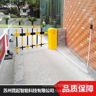 上海昆起停车场内车牌号识别系统一体机厂家报价