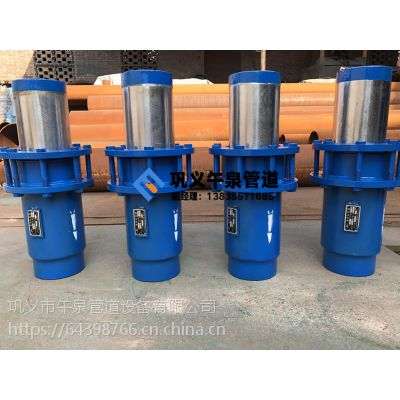 DN200法兰式套筒补偿器热力管网专用补偿器午泉直销碳钢