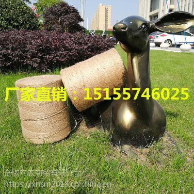 小麦秸秆圆捆机打包麻绳打捆绳捆草绳牧草打捆麻绳