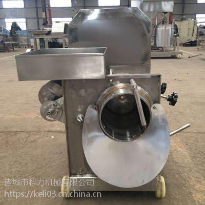 科力鱼肉饺子管使用鲅鱼采肉机 鲢鱼丸子加工机器