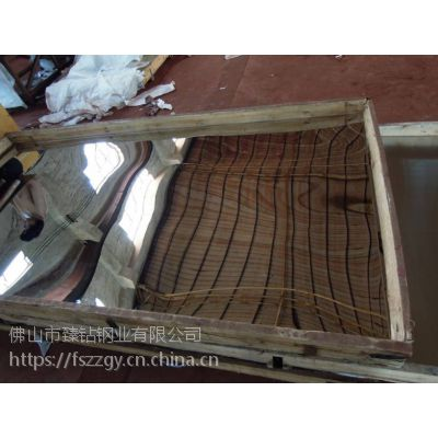 供应精品镜面8K201不锈钢卷板