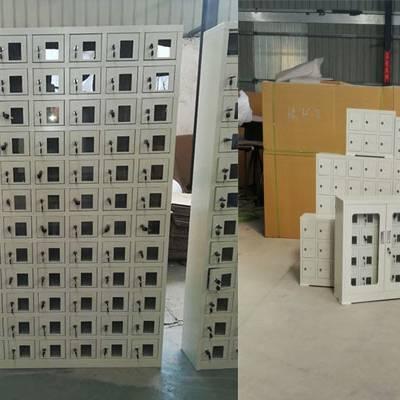 办公室手机保存柜存放柜如何使用