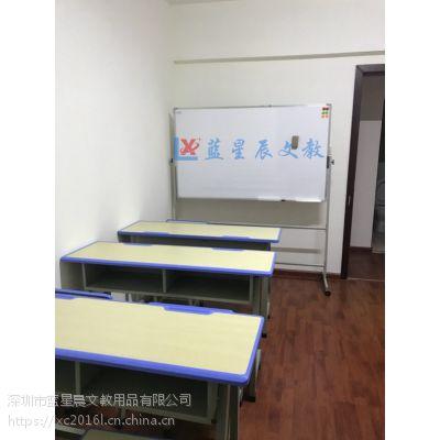 肇庆挂式单面磁性玻璃白板1