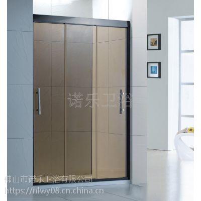 诺乐卫浴,优质LINYUFC沐浴房厂家,直销,平开门淋浴房,推拉门淋浴房 优质淋浴房厂家专注淋浴房3