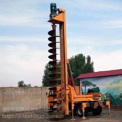 厂家供应地基打桩机民用建筑打桩机