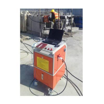 中拓张拉千斤顶用于桥梁预应力张拉的自动控制预应力机械