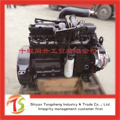 Cummins康明斯4BTAA3.9-C100马力发动机配徐工XZJ5260THB36泵车