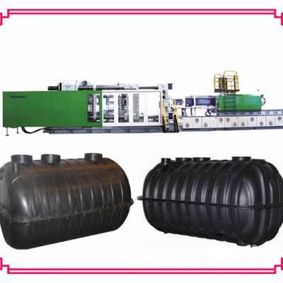 山东通佳专业生产塑料双瓮化粪池生产机械