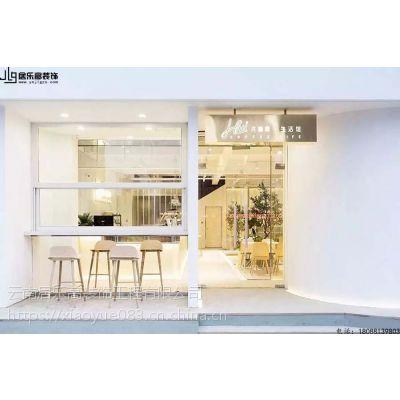绝了,咖啡店竟然暗藏着小心机,2018昆明居乐高南屏街咖啡店装修效果图!