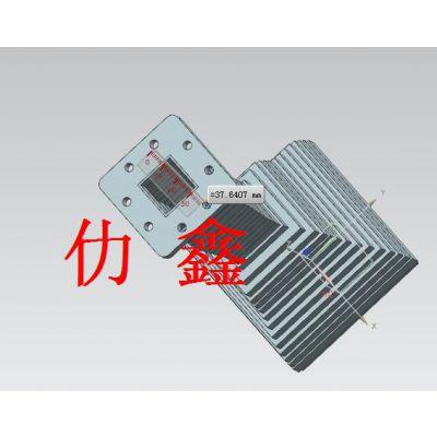 电铸铜模具/电铸车灯反射器模具