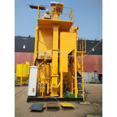 大型组合式喷吸砂机组-安兴喷砂机械