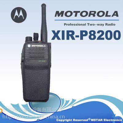 摩托罗拉对讲机XIR-P8200,手持对讲机,摩托罗拉大功率XIR-P8200