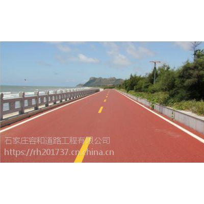 河北省超级耐用MMA地坪,彩色沥青生产厂家施工
