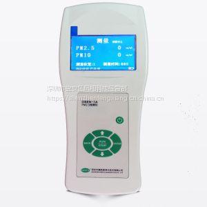 碧如蓝手持式PM2.5/PM10粉尘监测仪 尘埃粒子计数器设备