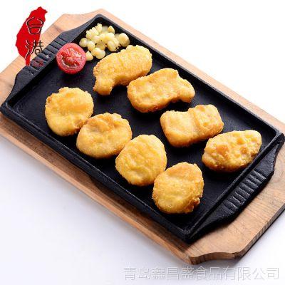 工厂直销 原味鸡块 快餐食品 美味原味鸡块 现货批发零售【图】