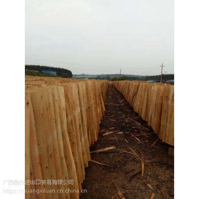 广西鲁安长期生产桉木板皮 各种规格 量大从优
