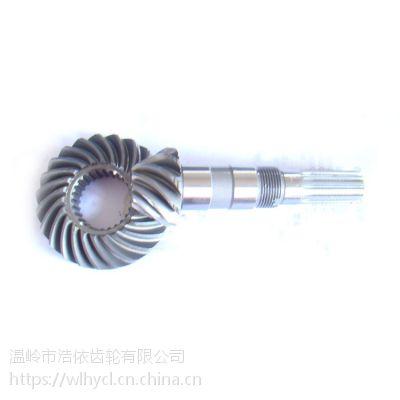 专业生产日本农机螺旋齿轮弧齿轮伞齿轮