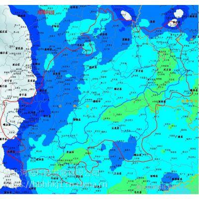 供应MET-5卫星云图接收处理系统湖北河海科技卫星云图