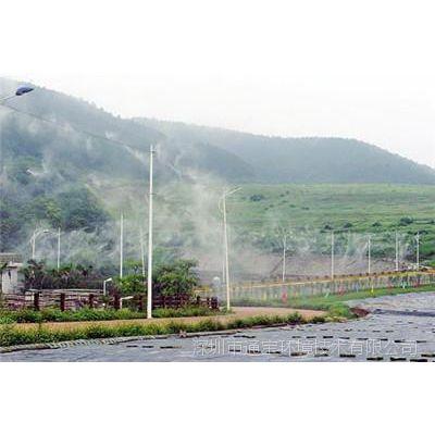 污水淤泥处理厂喷雾除臭系统规格型号介绍