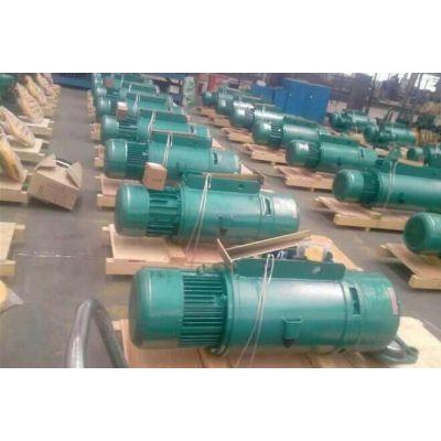 凯源16吨9米12米单速钢丝绳电动葫芦厂家直销单梁用葫芦