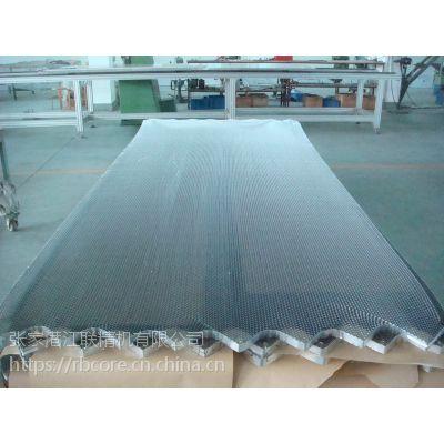 厂家生产 化纤整流专用蜂窝板巢芯 化纤侧吹风铝蜂窝芯专用