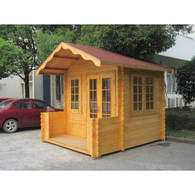 新疆乌鲁木齐别墅凉亭定做 防腐木材质 花园廊架爬藤架长期直销